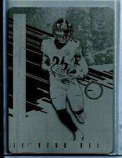 2017 Panini Plates & Patches Le'Veon Bell Black Printing Plate 1/1 Steelers
