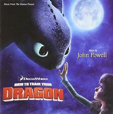 JOHN POWELL - HOW TO TRAIN YOUR DRAGON - NEW CD ALBUM