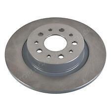 Brake Disc Rear For FIAT 500L Tipo 52067392