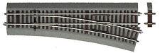 Roco 42533 Scambio destro Wr15 L. 230mm con massicciata