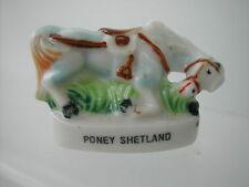 Feve 2000 - CHEVAUX DE PARADE II - PONEY SHETLAND