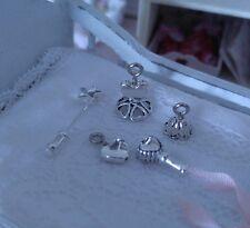 1:12 dollhouse miniature vintage nursery toys