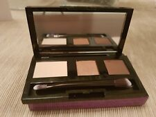 Nutrimetics NC colour icon eyeshadow trio with mirror - natural nude new RRP $46