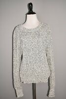 FREE PEOPLE NEW $98 Long Sleeve Electric City Pullover Sweater Small