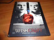 Wishcraft (DVD, Widescreen 2003) Used  Michael Weston, Alexandra Holden