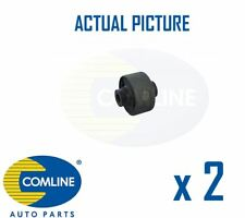 2 x FRONT LOWER FRONT CONTROL ARM BUSH PAIR COMLINE OE REPLACEMENT CRB3052