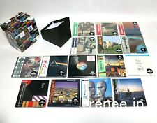 2017 PINK FLOYD / JAPAN Mini LP CD x 15 titles + PROMO BOX Set!! NEW!!