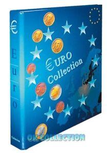 Album Raccoglitore solo Copertina monete euro EUROCOLLECTION JUNIOR MASTERPHIL.