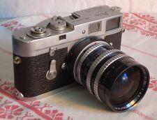 P. Angenieux Paris Retrofocus Type R1 35mm F2.5 35 2.5 12-blades Leica M T TL SL