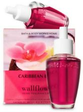 BATH & BODY WORKS CARIBBEAN ESCAPE WALLFLOWERS REFILLS, 2-PACK