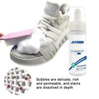Waterless Clothing Cleansing Foam 100ml Shoes Sofa Cleaner 150ML