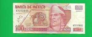 MEXICO - 100 Pesos 2006 - VF