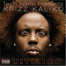 Krizz Kaliko, Tech N9NE Presents Krizz Kaliko - Vitiligo [New CD] Explicit