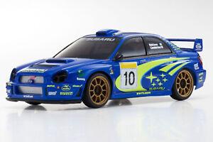 Kyosho MA-020 AWD Mini-Z Sports ReadySet w/2002 Impreza WRC Body & KT-531P 2.4GH