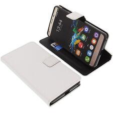 Custodia per Oukitel K6000 Pro book-style protettiva cellulare a libro bianca