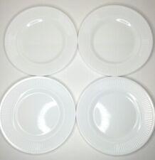 "4 Martha Stewart Balustrade Salad Plates 7 3/4"" France"