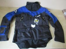 LEATT GPX ADVENTURE TOURING + ATV + MX JACKET - MENS LARGE BLUE + BLACK
