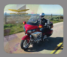 Item#2144 Honda Goldwing Red Motorcycle Mouse Pad