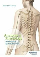 Anatomy & Physiology Workbook and Revision Guide 9781510436138   Brand New