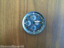 100% AUTHENTIC NEW BREITLING SUPER AVENGER BLUE DIAL ONLY WILL FIT A13370 MODEL