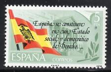 SPAIN MNH 1978 SG2555 New Constitution