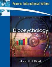 Biopsychology by John P. J. Pinel (Paperback, 2007)