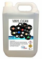 Vinyl Clean - Record Cleaner - Anti Static 5 Litre Container *GOOD VALUE