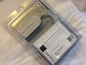 Asanté Friendlynet 10baset Fn10ta Aaui Ethernet Media Adapter W/ Rj-45 Port
