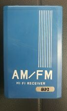 Vintage Apc Am/Fm Personal Radio