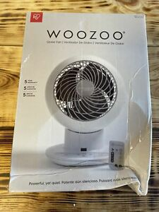 Woozoo PCF-SC15T Oscillating Fan with Remote Control - White