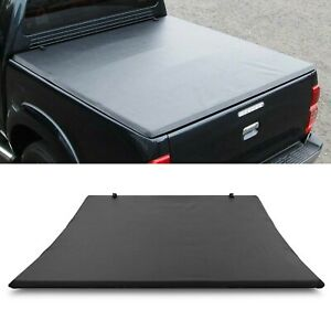 3 TRI FOLD TONNEAU PROTECTION PICK UP COVER SHELTER FOR FORD RANGER T6 2012-16