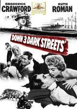Down Three Dark Streets DVD - Broderick Crawford, Ruth Roman, Martha Hyer