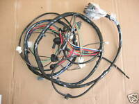 1966 Chevelle Forward Lamp Harness with Gauges