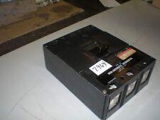 Westinghouse AB DE-ION Circuit Interrupter Cat #LA3400N 3 Pole 600 VAC 400 AMP
