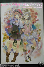 JAPAN Atelier Rorona Totori Alchemist of Arland Art book 2010