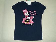 DISNEY Minnie Mouse Ragazza T-SHIRT Tg. 8 anni NUOVO