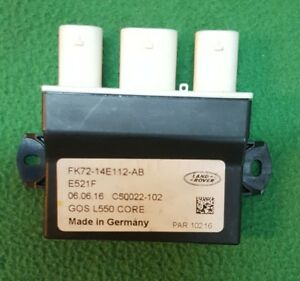 for LAND ROVER DISCOVERY SPORT TAILGATE BOOT HANDS FREE MODULE SENSOR LR086434