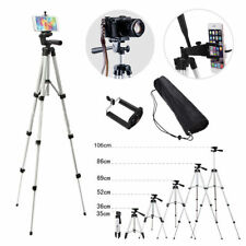 """41"""" Camera Tripod Stand Holder Mount Professional for iPhone/Samsung Cell Phone"""
