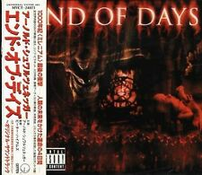 END OF DAYS ORIGINAL SOUNDTRACK - Japan CD Korn Stroke
