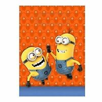 Despicable Me Minions Party Supplies - Plastic Party Lootbags 6pk