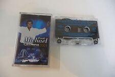 FRANK MICHAEL K7 AUDIO TAPE CASSETTE OLYMPIA 2001.