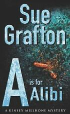 A is for Alibi (Kinsey Millhone Alphabet series) by Grafton, Sue