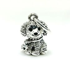 925 ALE Sterling Silver New Authentic Pandora Charms Dog Bracelet Charm Bead