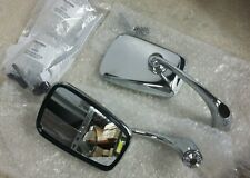 TRIUMPH BONEVILLE T100, EFI BAR END CHROME MIRROR KIT #A9638056