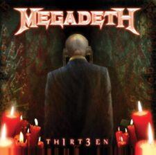 Megadeth - Th1rt3en NEW CD