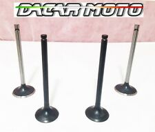 4 VALVES 2 SUCTION + 2 EXHAUST TUBE STEEL PROX HONDA	650	XR L	2013