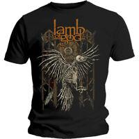 Lamb Of God Crow Shirt S-3XL Metal Tshirt Official Band T-Shirt New