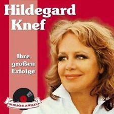 """HILDEGARD KNEF """"SCHLAGERJUWELEN IHRE GROßEN ERFOLGE"""" CD"""