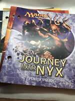 Journey Into The Nyx 2014 Core Set Gatecrash Scars Of Mirrodin MTG Players Guide
