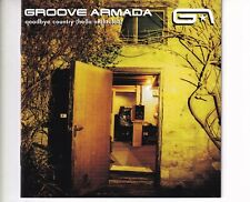 CD GROOVE ARMADA	goodbye country	EX+ (A6043)